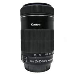 Canon EF-S 55-250mm f/4-5.6 IS STM (käytetty)