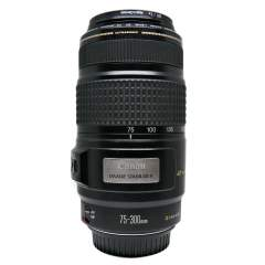 Canon EF 75-300mm f/4-5.6 IS (käytetty)