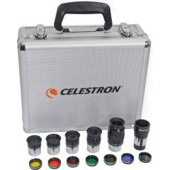 Celestron Eyepiece and Filter Kit  -okulaari ja suodinpaketti
