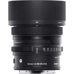 Sigma 35mm f/2 DG DN Contemporary (L-Mount)