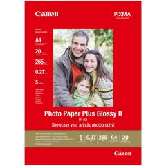 Canon PP-201 Photo Paper Plus Glossy II A4 valokuvapaperi