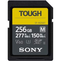 Sony 256GB SF-M Tough Series UHS-II (V60) -muistikortti