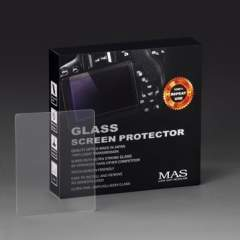 MAS Glass Screen Protector - lasinen näytönsuoja (Canon EOS R6)